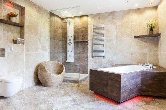 Conception de meubles de salle bain à Annecy
