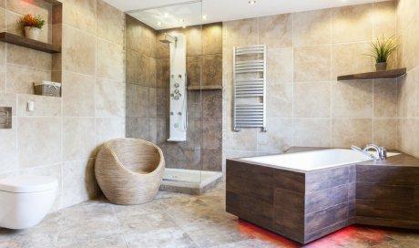 Conception de meubles de salle bain à Aix-les-Bains