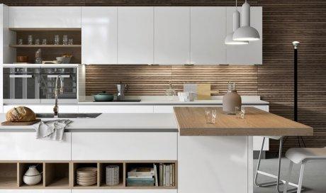 Conception et installation de cuisine sur mesure pour optimiser l'espace Annecy