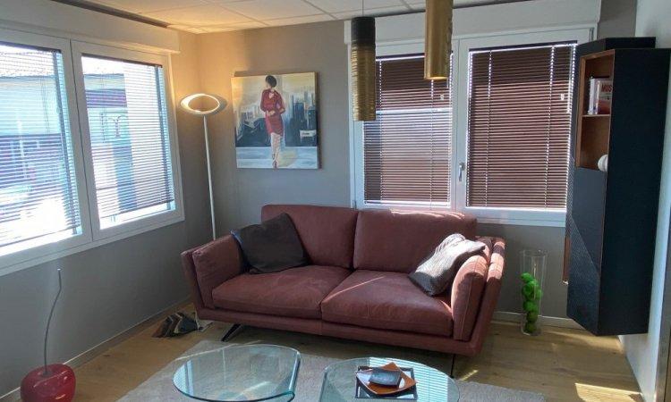 meuble composable tv salle à manger et cuisine contemporain à Annecy et Annemasse