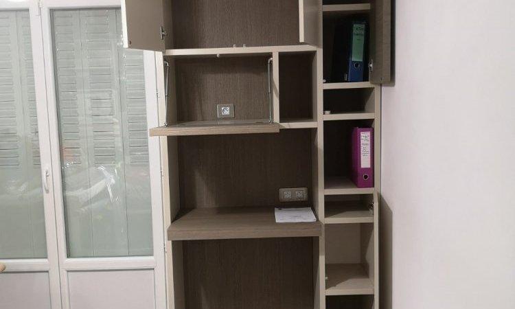 bureau composable sur mesure à mood inside à Annecy.