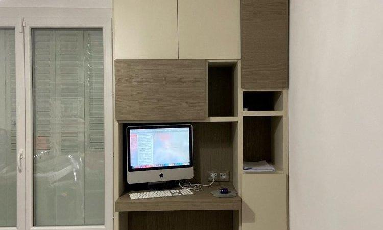 bureau composable sur mesure à mood inside à Seynod