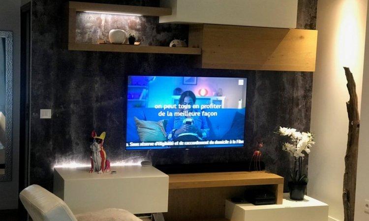 meuble tv composable a mood inside à Annecy