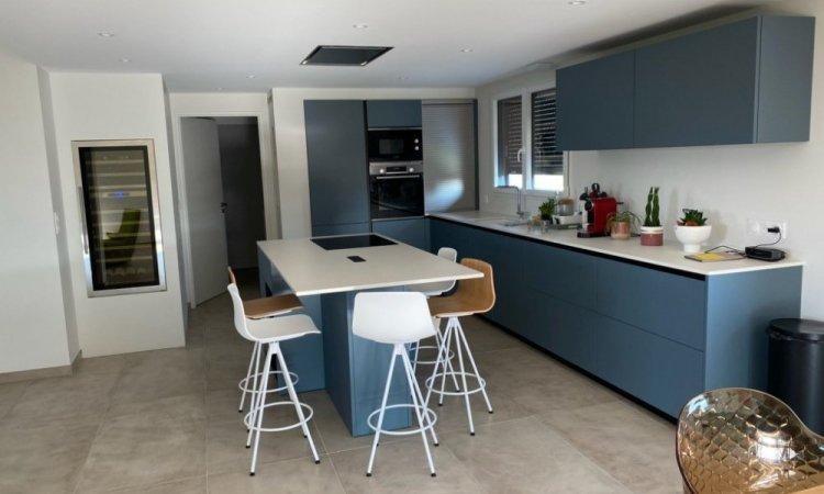 cuisiniste à Annecy cuisine design