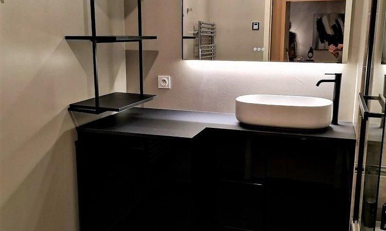 salle de bain design Annecy