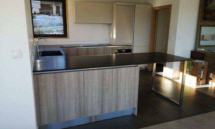 Installation de cuisine Annecy